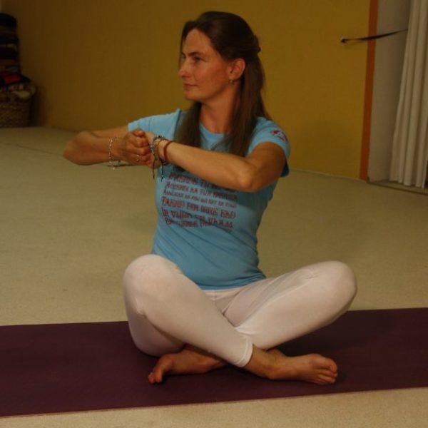 Hormon-Yoga Wochenendworkshop vom 08. – 10.12.2017
