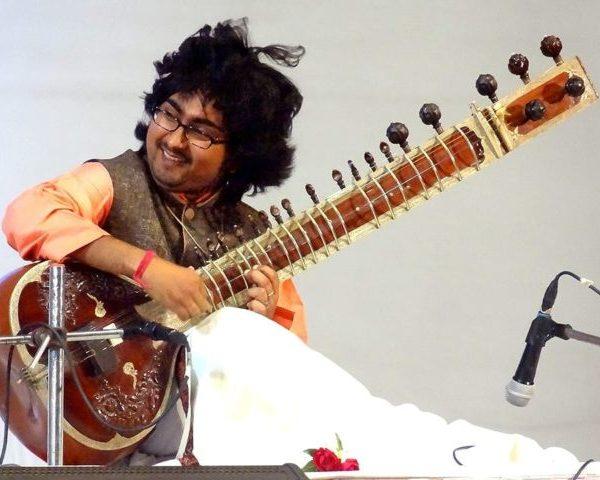 Klassisches indisches Konzert mit Suman Sarkar (Tabla) und Deepsankar Bhattacharjee (Sitar) am Sa.03.11.2018