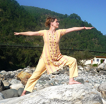 Yoga Anfängerkurs ab 09.05.2017